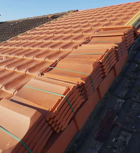 Établissements Verspieren réalise une rénovation de toiture à Séquedin